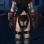 Shas'ira, the Cyber Ninja/Assassin - Begeren Colony