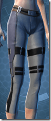 Silent Ghost Female Greaves