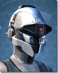 Silent Ghost Female Helmet