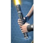 Betrayer's Starforged Lightsaber*
