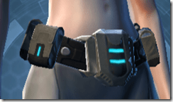 Blade Savant Female Belt