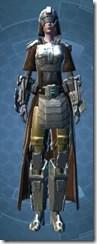 Blade Savant - Female Front