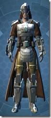 Blade Savant - Male Front