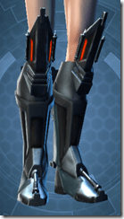 Fearsome Harbinger Female Boots