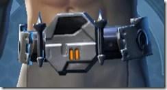 Fearsome Harbinger Male Belt