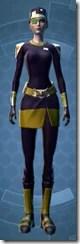 Formal Militant Dyed