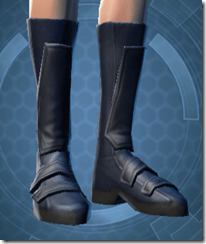Formal Militant Female Boots