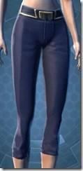 Formal Militant Female Pants