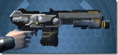 RK-6 Starforged Blaster Right