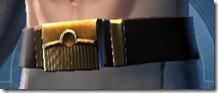 Raider's Cove Male Belt