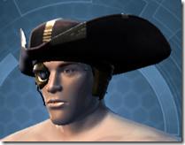Raider's Cove Male Helmet