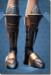 Revanite Pursuer Female Boots