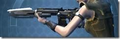YV-25 Starforged Blaster Rifle Left