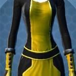 Black and Medium Yellow Dye Module