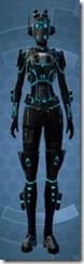 Blue Scalene - Female Front