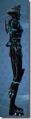 Blue Scalene - Female Right