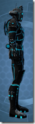 Blue Scalene - Male Right