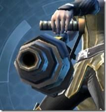 CZR-9001 Assault Cannon - Front