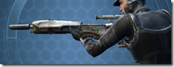 CZR-9001 Sniper Rifle - Left