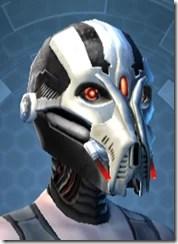 Dark Seeker Female Mask