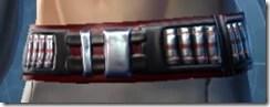 Dark Seeker Male Belt