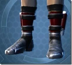 Dark Seeker Male Boots