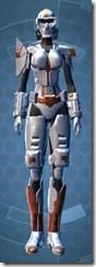 Frontline Veteran - Female Front