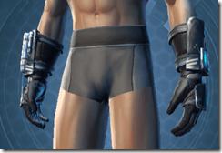 Heartless Pursuer Male Gauntlets
