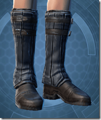 Martial Pilgrim Female Boots