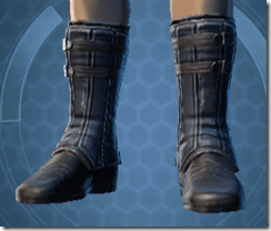 Martial Pilgrim Male Boots