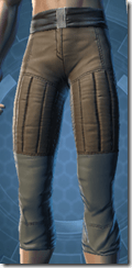 Martial Pilgrim Male Pants