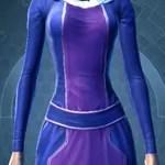 Medium Blue and Medium Purple Dye Module