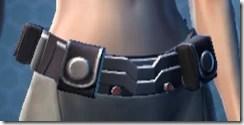 Revanite Vindicator Female Belt