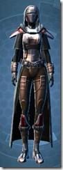 Revanite Vindicator - Female Front