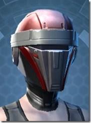 Revanite Vindicator Female Helmet