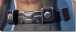 Revanite Vindicator Male Belt