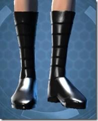 Revealing Bodysuit Female Boots
