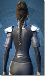Saberist - Female Back