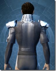 Saberist - Male Back