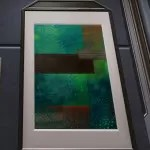 Painting: Abstract Rectangles
