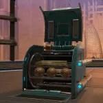 Weapon Rack: Bounty Brokers