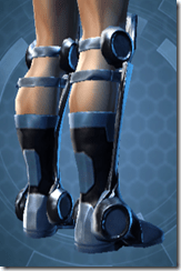 Ardent Blade's Boots - Male Right