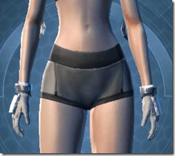 Avenger Handgear - Female Front
