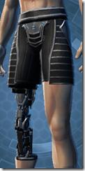 B-100 Cyberbetic Armor Male Greaves