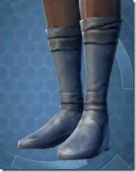 Bantha Hide Footgear - Female Left
