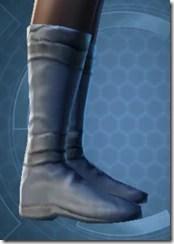 Bantha Hide Footgear - Female Right