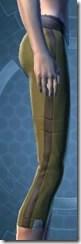 Bantha Hide Leggings - Female Right