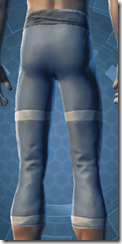 Bantha Hide Leggings - Male Back