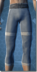 Bantha Hide Leggings - Male Front