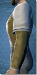 Bantha Hide Vest - Male Left